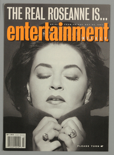 Book Cover, Entertainment Weekly