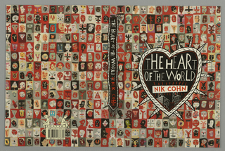 Book Cover, Book Cover: The Heart of, ca. 1990–93