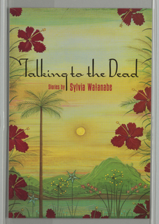 Book Cover, Talking to the Dead, ca. 1980–93