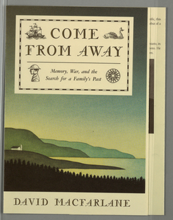 Book Cover, Come from Away