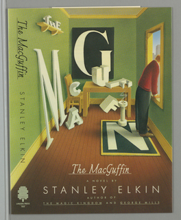 Book Cover, The MacGuffin