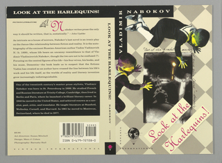 Book Cover, Book Cover: Look at the H, ca. 1980–93