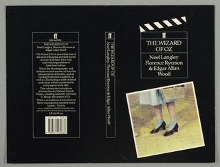 Book Cover, Film Series: Wizard of Oz