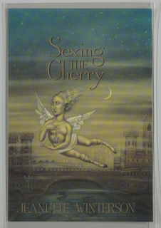 Book Cover, Sexing the Cherry