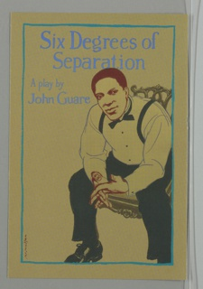 Book Cover, Six Degrees of Separation