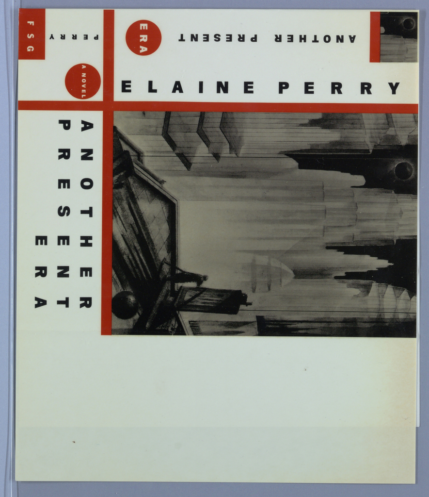 Book Cover, Another Present Era