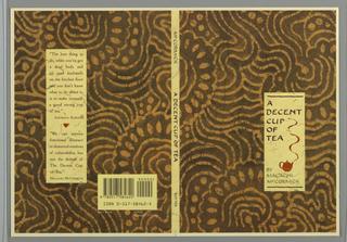 Book Cover, A Decent Cup of Tea