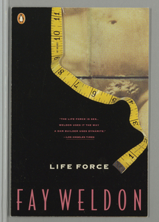 Book Cover, Life Force