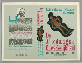Book Cover, De Alledaagse Onwerkelijkheid