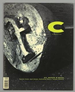 Book Cover, c