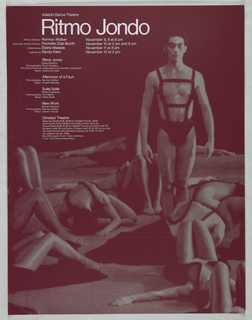 Poster, Ritmo Jondo, 1978