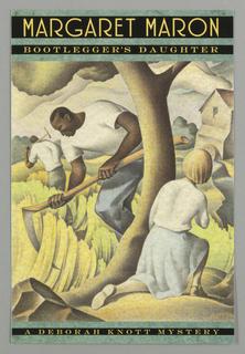 Book Cover, Bootlegger's Daughter