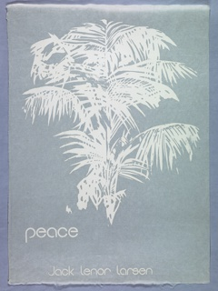 Poster, Peace