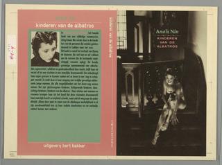 Book Cover, Kinderen van de Albatros