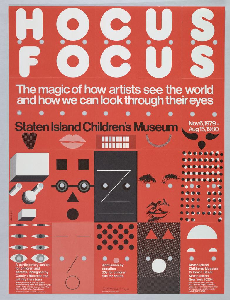 Poster, Hocus Focus