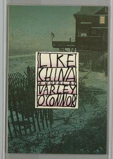 Book Cover, Like China