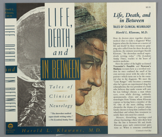 Book Cover, Life, Death, and in Between