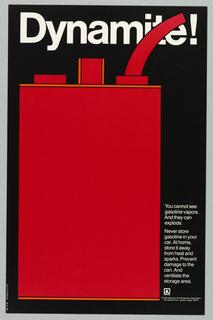 Poster, Dynamite!, 1974
