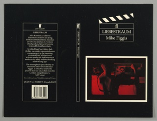Book Cover, Film Series: Liebestraum