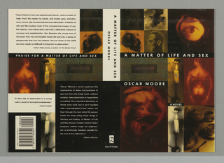 Book Cover, A Matter of Life and Sex