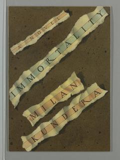 Book Cover, Immortality