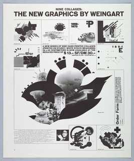 Print, The New Graphics by Weingart