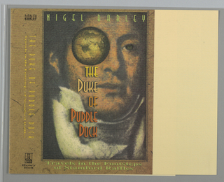 Book Cover, The Duke of Paddle Dock