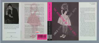 Book Cover, The Revolution of Little Girls, 1991