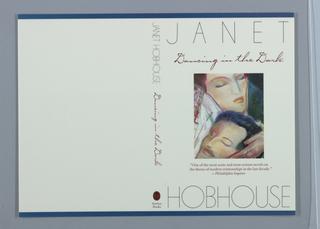 Book Cover, Dancing in the Dark
