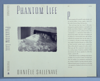 Book Cover, Phantom Life