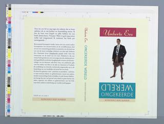Book Cover, Omgekeerde Wereld