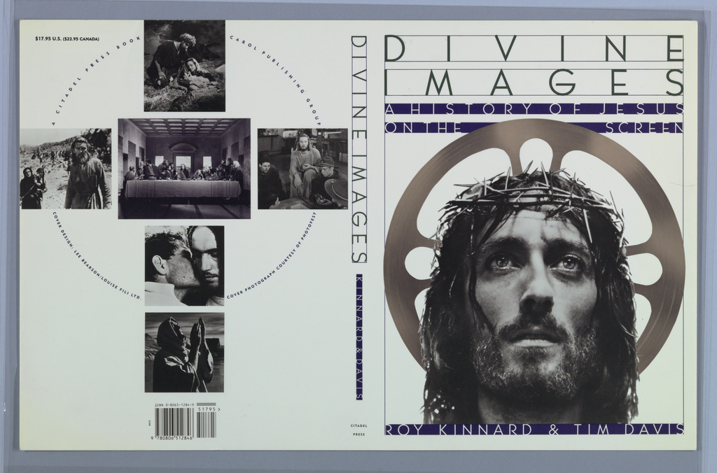 Book Cover, Divine Images