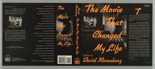 Book Cover, The Movie that Changed My Life, 1991