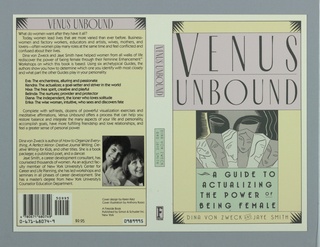 Book Cover, Venus Unbound
