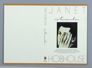 Book Cover, November