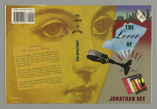 Book Cover, The Lover of History, 1990