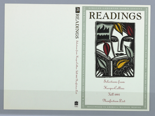 Book Cover, Readings