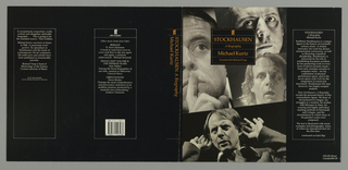 Book Cover, Stockhausen