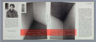 Book Cover, Pangs of Love, 1991