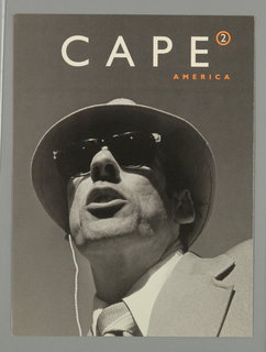 Book Cover, Cape