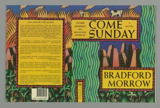 Book Cover, Come Sunday, 1988