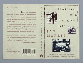Book Cover, Pleasures of a Tangled Life