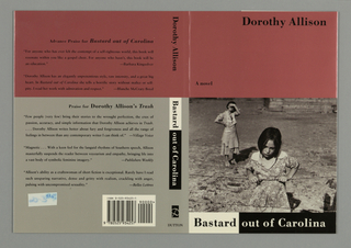 Book Cover, Bastard out of Carolina