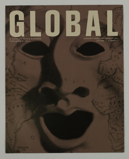 Book Cover, Global, 1991