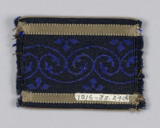 Trimming (USA), ca. 1893