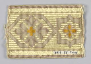 Trimming (USA), ca. 1880