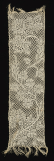 Dated 1775, 1782, 1784, England. (information written on pattern)