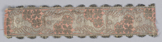 Ribbon, mid- 18th century