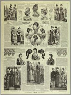 Poster, Harper's Bazaar