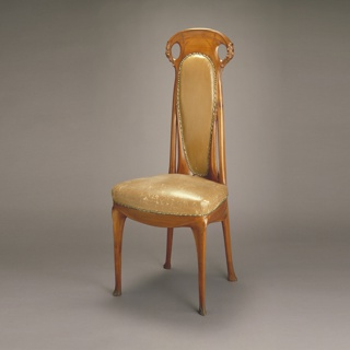 Side Chair, from the Dining Room of the Hôtel Guimard